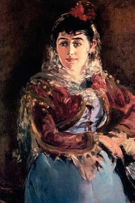Portrait of Emilie Ambre in Role of Carmen by Edouard Manet Journal