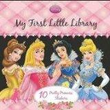 Disney Princess Little Library