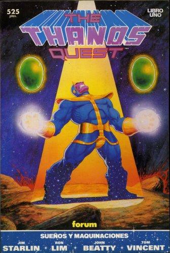 The Thanos Quest, Li...