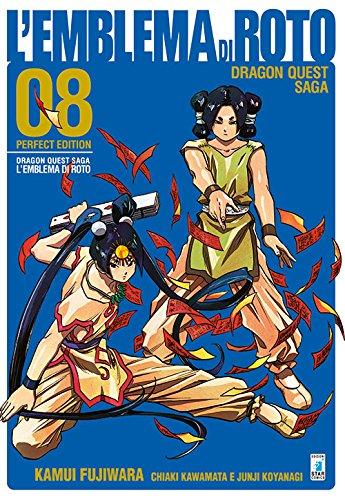 Dragon Quest Saga: L'Emblema di Roto vol. 8