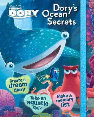 Disney Pixar Finding Dory Dory's Ocean Secrets