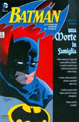 Batman Speciale - Una morte in famiglia #1