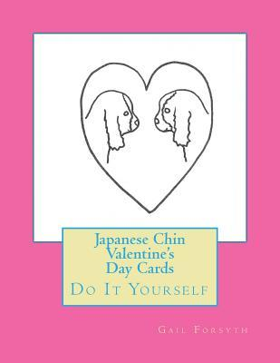Japanese Chin Valentine's Day Cards
