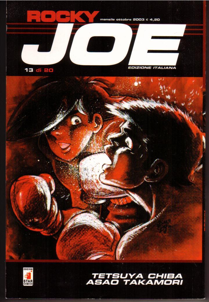 Rocky Joe vol. 13