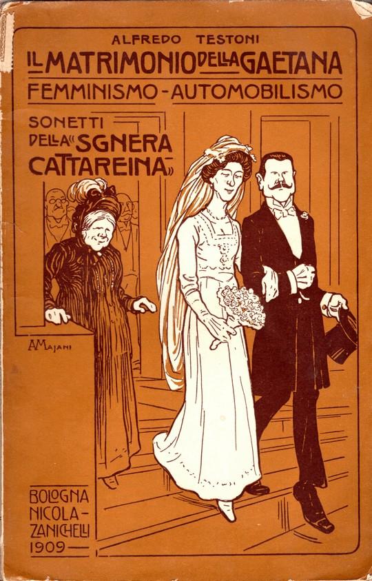 Il matrimonio della Gaetana