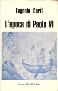 L'epoca di Paolo VI
