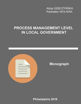 Process Management Level in Local Government