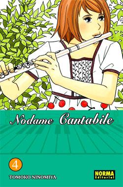 Nodame Cantabile #4 (de 23)