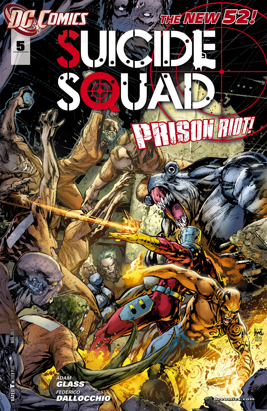 Suicide Squad Vol.4 ...