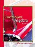 Intermediate Algebra, Ninth Edition