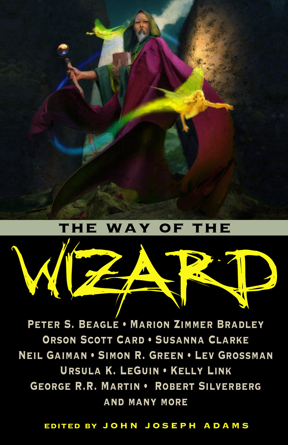 The Way of the Wizar...