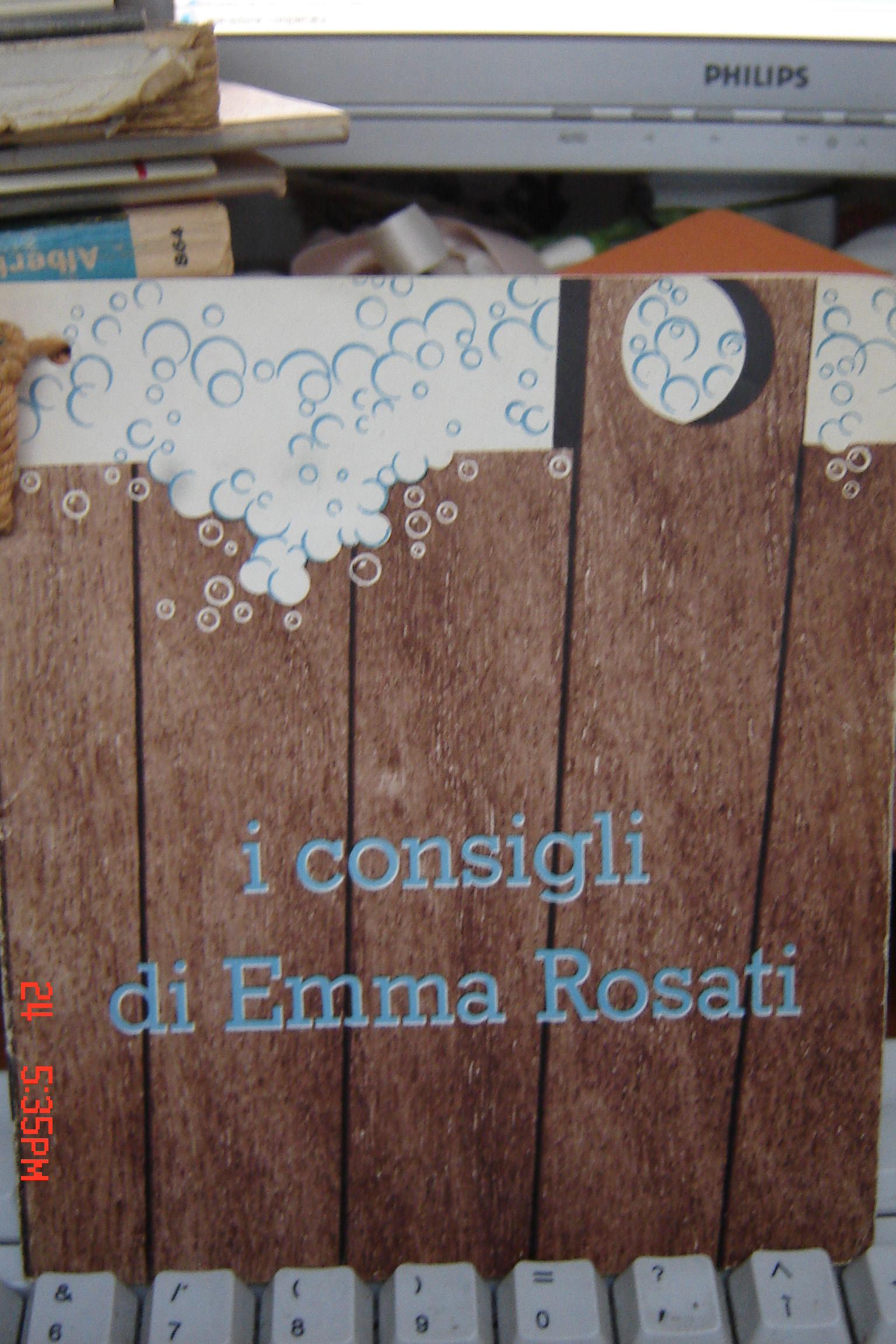 I consigli di Emma Rosati