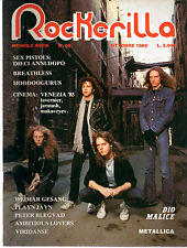 Rockerilla n.62 (ottobre 1985)