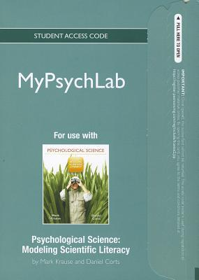 Psychological Science MyPsychLab Access Code