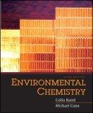 Environmental Chemistry, Third Edition