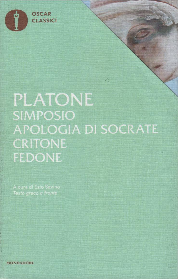 Simposio Apologia Di Socrate Critone Fedone Platone
