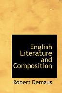 English Literature a...