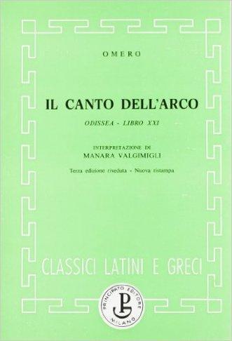 I canti dell'Odissea. Libro 21º