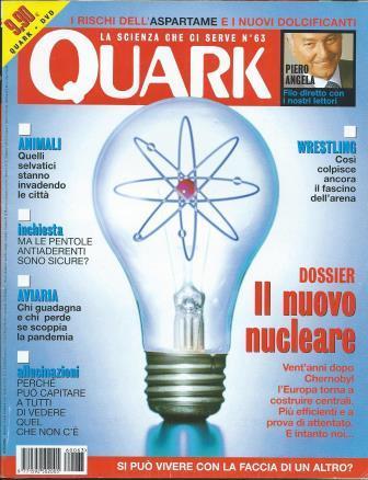 Quark: Il piacere di saperlo n. 63