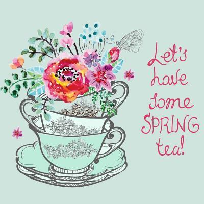 Let's Have Some Spring Tea