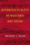 Intertextuality in Western Art Music