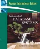 Fundamentals of Database Systems: International Version
