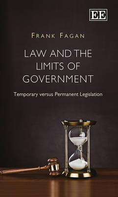 Law and the Limits of Government