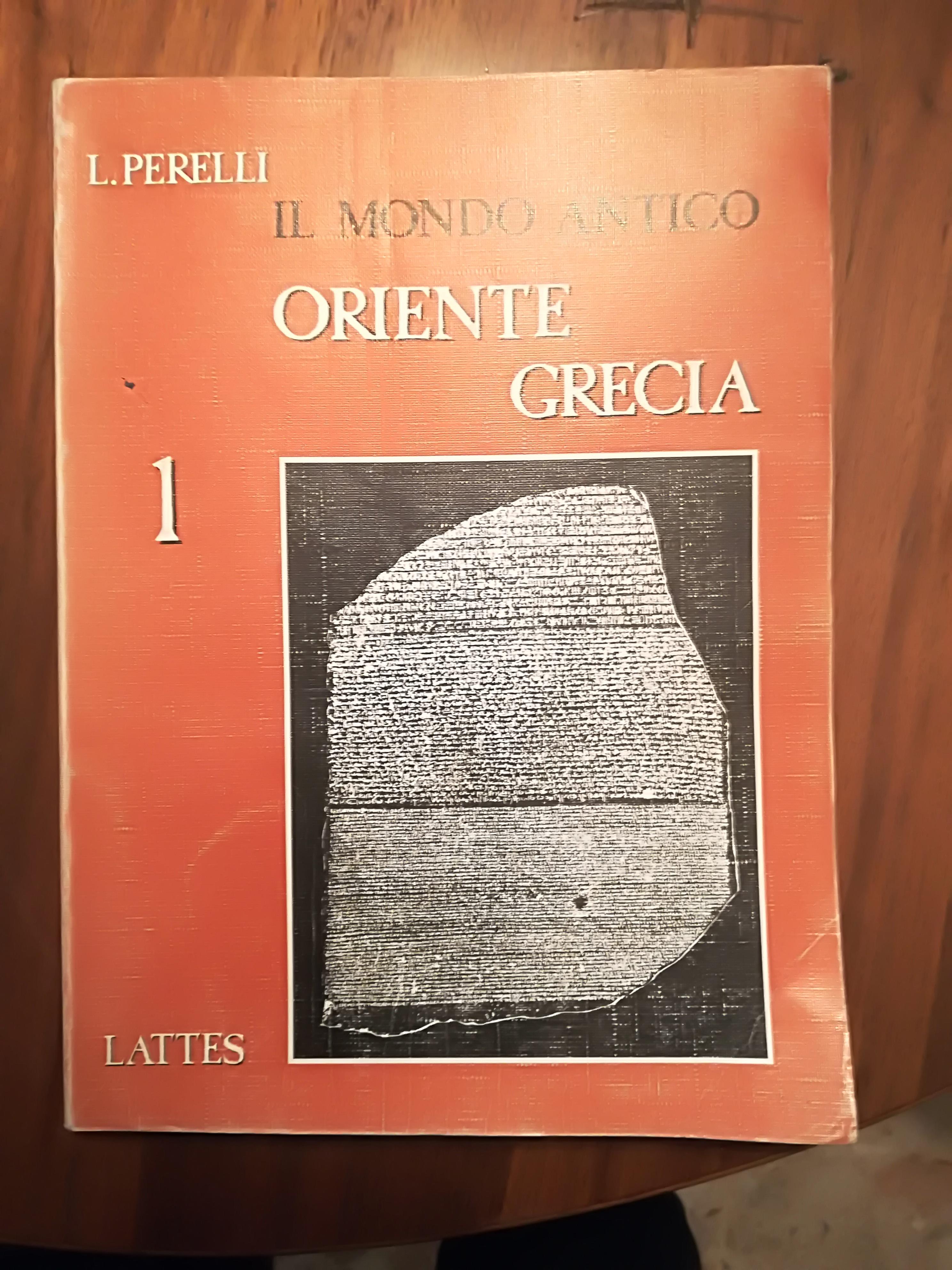 Il mondo antico. Per ginnasio e liceo scientifico Vol. 1