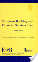 European Banking and Financial Services Law