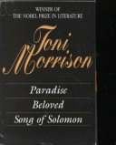Toni Morrison boxed set