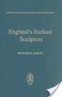 England's Earliest Sculptors