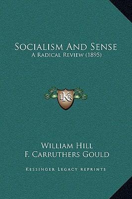 Socialism and Sense