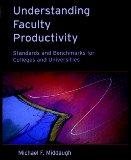Understanding Faculty Productivity