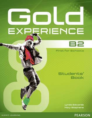 Gold experience. B2. Student's book. Per le Scuole superiori. Con Multi-ROM. Con espansione online