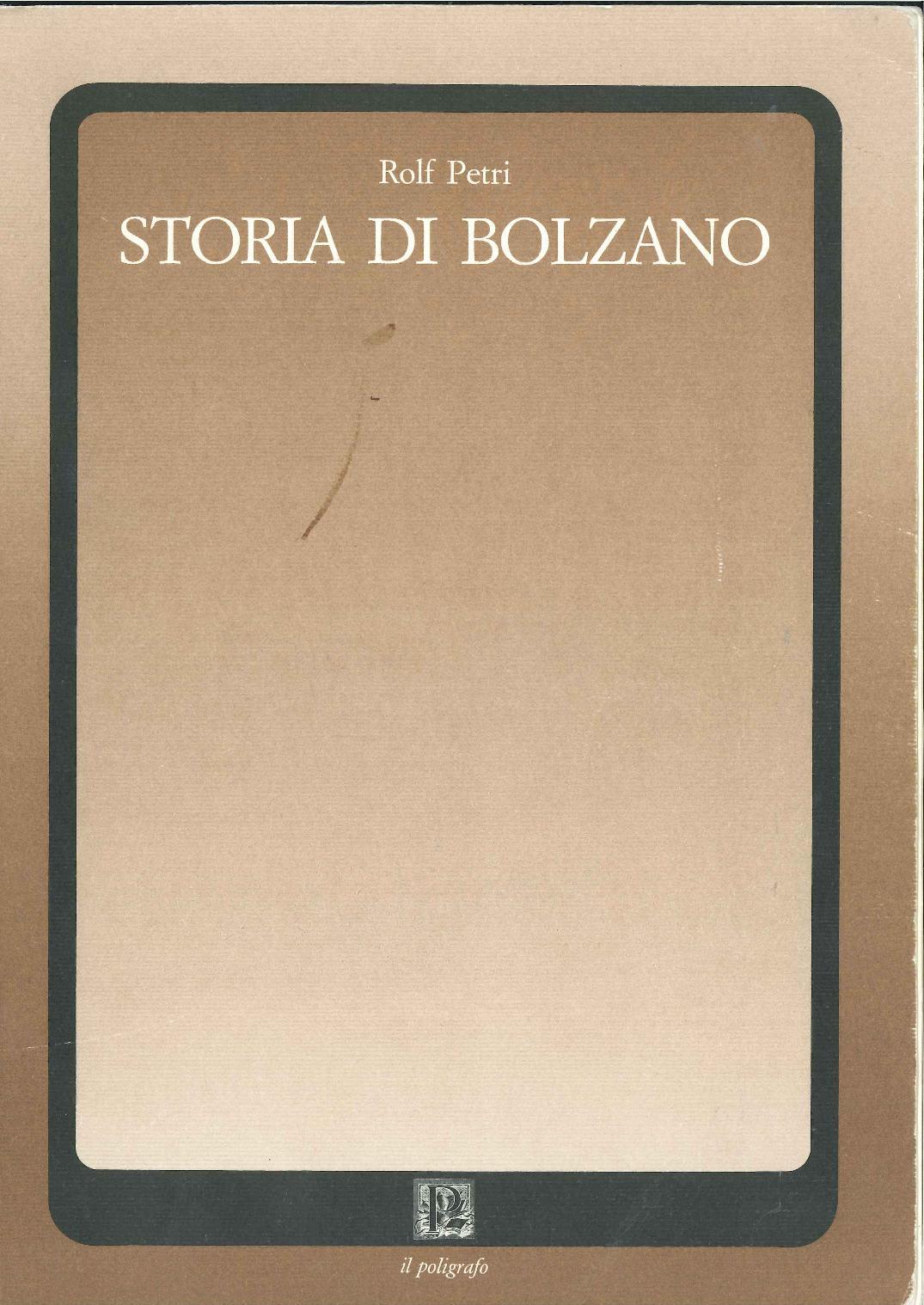Storia di Bolzano