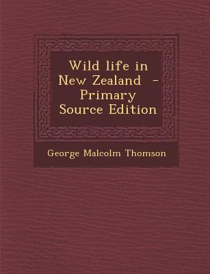 Wild Life in New Zealand