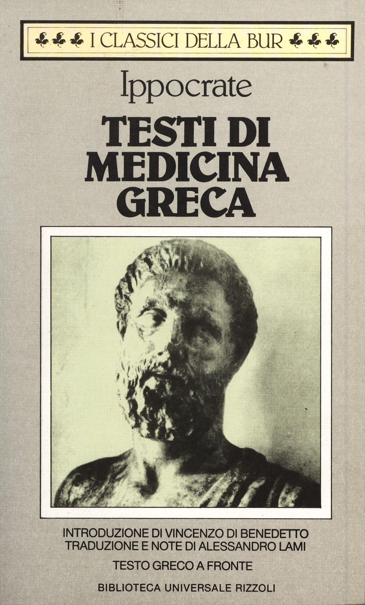 Testi di medicina greca