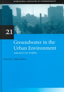 Groundwater in the urban environment