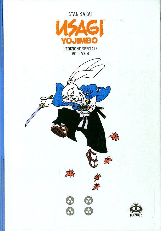 Usagi Yojimbo vol. 4