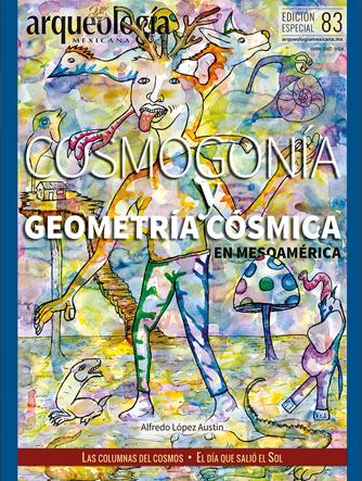 Cosmogonía y geometría cósmica en mesoamérica