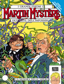 Martin Mystère n. 162