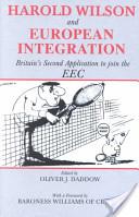 Harold Wilson and European Integration