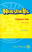 Contract Law in a Nutshell