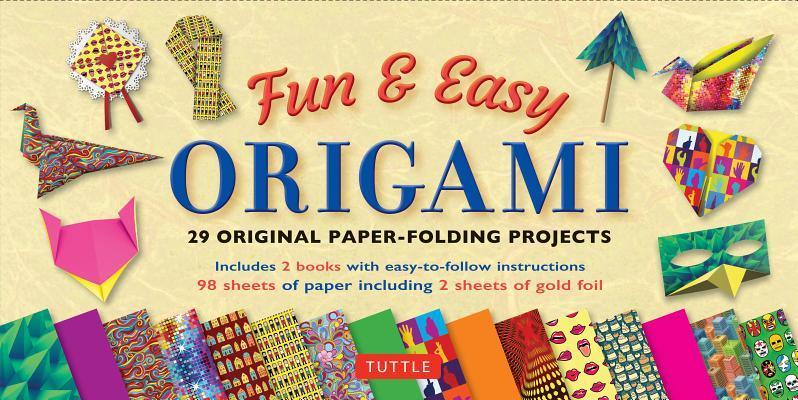 Fun & Easy Origami K...