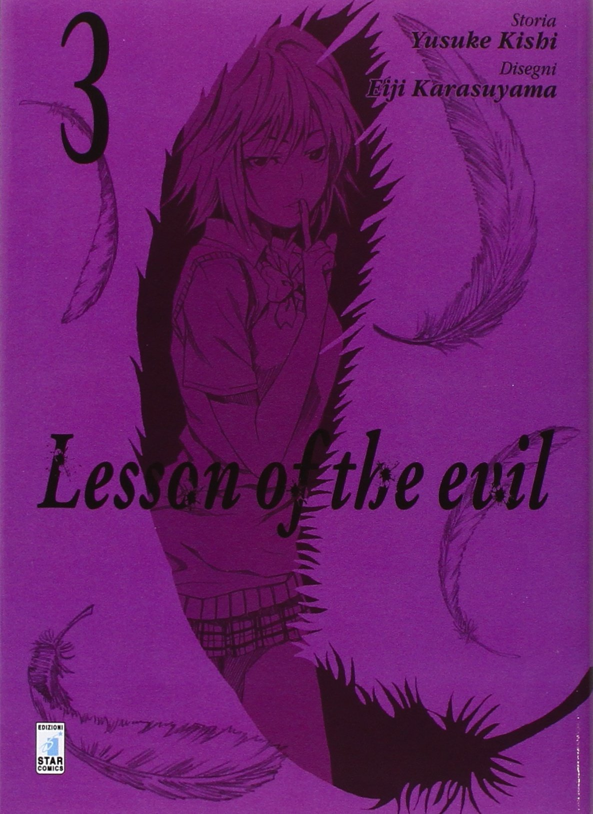 Lesson of the evil vol. 3