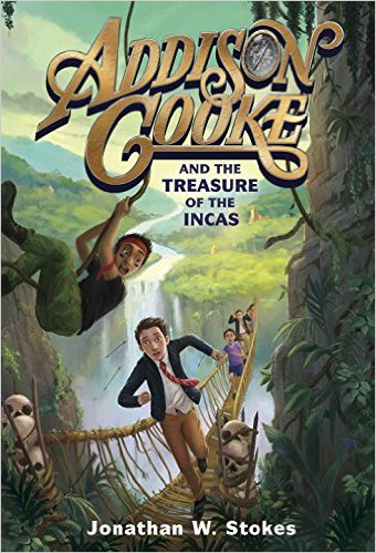 Addison Cooke and the Treasure of the Incas