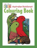 Rainforest Colouring in Book
