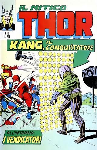 Il Mitico Thor n. 16