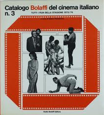 Catalogo Bolaffi del cinema italiano n. 3