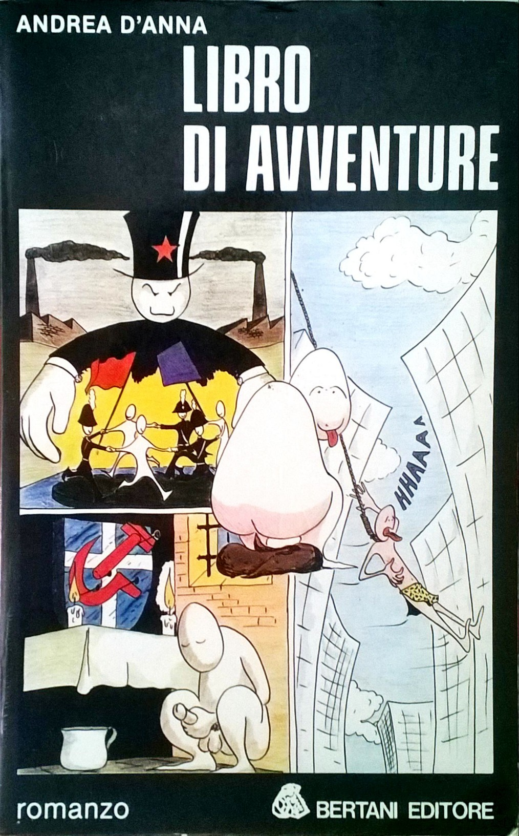 Libro di avventure